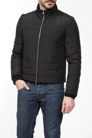 Куртка JULIAN KEEN. Цвет: черный