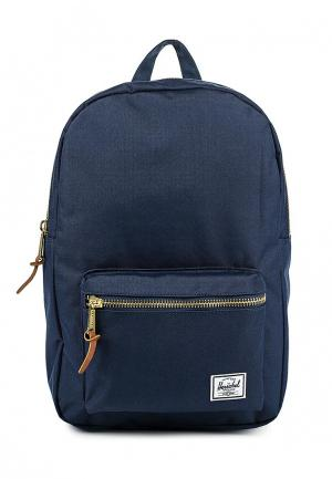 Рюкзак Herschel Supply Co SETTLEMENT MID-VOLUME. Цвет: синий