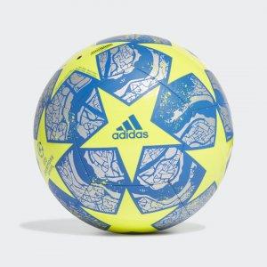 Футбольный мяч FIN IST CLB Performance adidas. Цвет: желтый