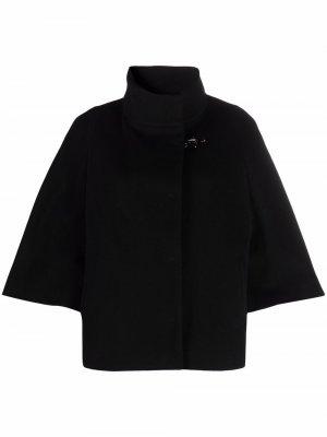 Куртка с высоким воротником Fay. Цвет: черный