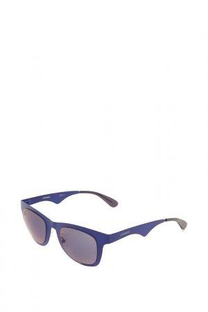 Очки солнцезащитные с линзами Carrera. Цвет: 6vx синий