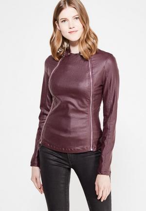 Куртка Met. Цвет: бордовый