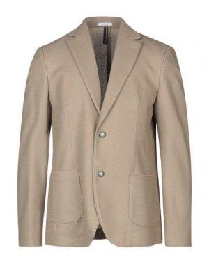 Пиджак OFFICINA 36. Цвет: хаки