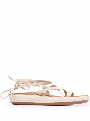 Сандалии Morfi Comfort Ancient Greek Sandals. Цвет: белый