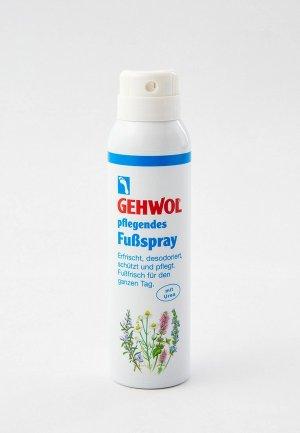 Дезодорант для ног Gehwol. Цвет: прозрачный