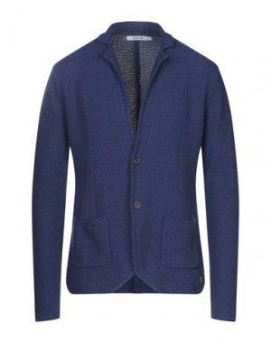 Пиджак MARKUP. Цвет: синий