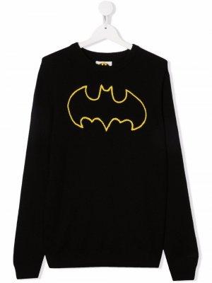 Джемпер Batman MC2 Saint Barth Kids. Цвет: черный