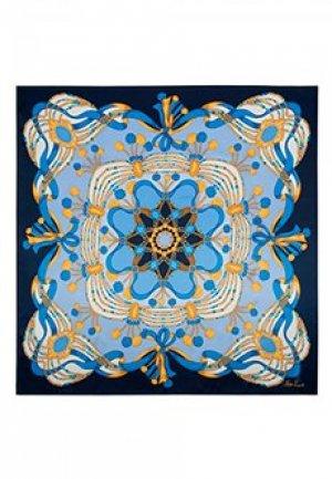 Платок LUISA SPAGNOLI. Цвет: синий
