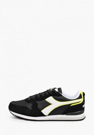Кроссовки Diadora T3 M Sportswear. Цвет: черный