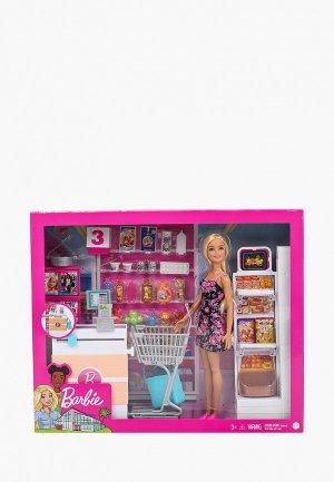 Набор игровой Barbie Игрушка Супермаркет в асс.. Цвет: разноцветный