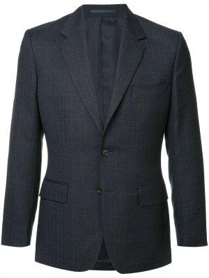 Пиджак мешковатого кроя Gieves & Hawkes. Цвет: синий