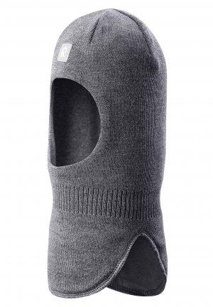 Шапка-шлем Starrie Серая Reima. Цвет: серый