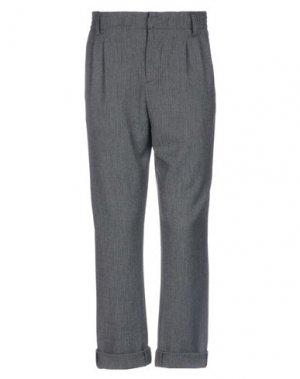 Повседневные брюки DRYKORN. Цвет: свинцово-серый