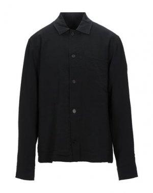 Pубашка ELVINE. Цвет: черный