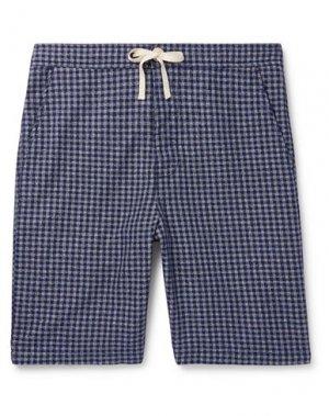 Пижама OLIVER SPENCER. Цвет: темно-синий
