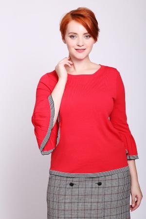 Пуловер Bianca. Цвет: красный