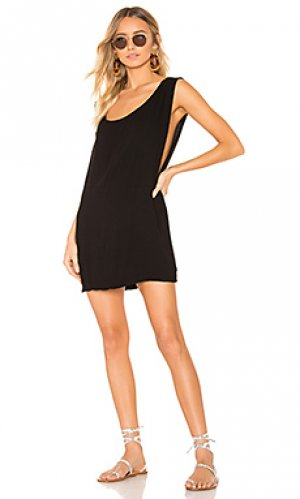 Мини-платье футляр pella Indah. Цвет: черный