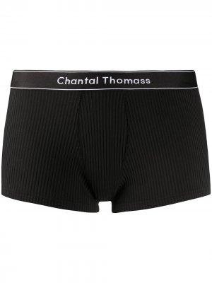 Трусы-боксеры Honore Chantal Thomass. Цвет: черный