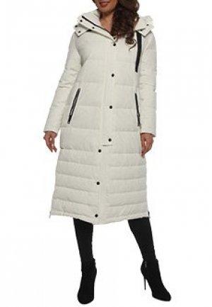 Пальто NIPAL. Цвет: белый