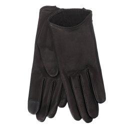 Перчатки SOPHIA/S черный AGNELLE