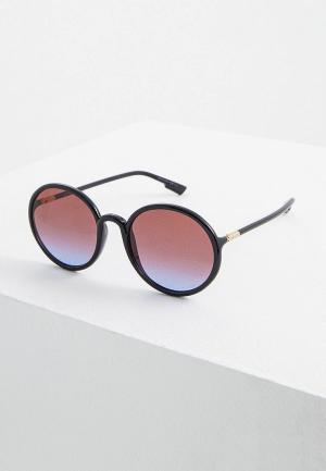 Очки солнцезащитные Christian Dior SOSTELLAIRE2 807 BLUE. Цвет: черный