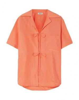 Pубашка KENZO. Цвет: оранжевый