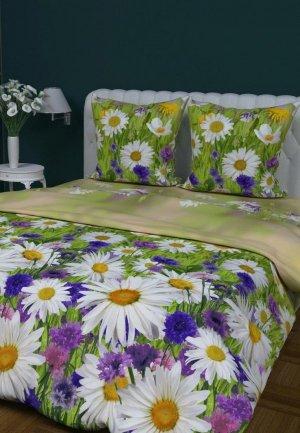 Постельное белье Семейное Текстильная лавка. Цвет: разноцветный