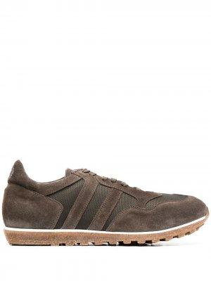 Кроссовки Sports Alberto Fasciani. Цвет: коричневый