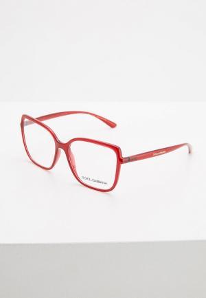 Оправа Dolce&Gabbana DG5028 3091. Цвет: красный
