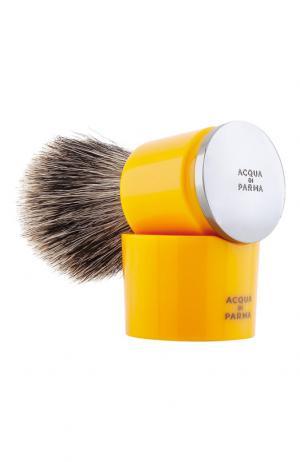 Помазок для бритья из барсучьей шерсти Barbiere Acqua di Parma. Цвет: бесцветный