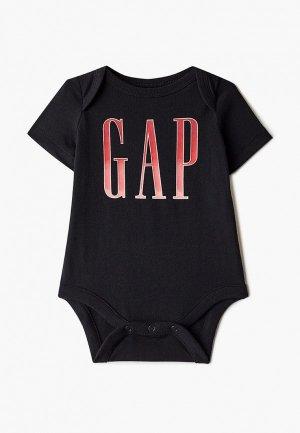 Боди Gap. Цвет: черный