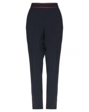 Повседневные брюки GARDEUR. Цвет: темно-синий