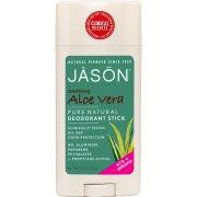 Soothing Aloe Vera Deodorant Stick 71g JASON