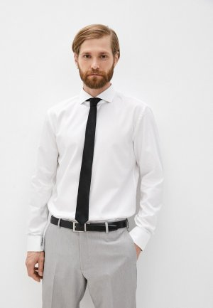 Рубашка Hugo Kery. Цвет: белый
