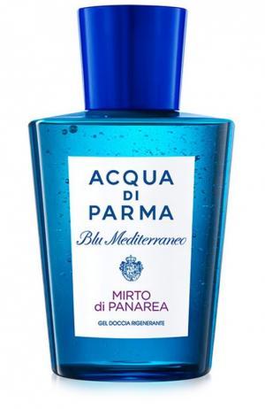 Гель для душа Blu Mediterraneo Mirto di Panarea Acqua Parma. Цвет: бесцветный