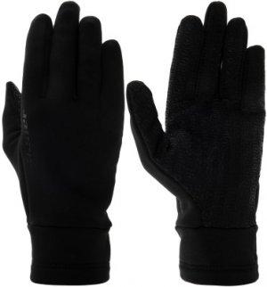 Перчатки , размер 6 Ziener. Цвет: черный