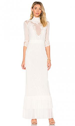 Свадебное платье take a bow HAH. Цвет: белый