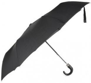 Зонт полуавтомат 38 LUXE черный JEAN PAUL GAULTIER