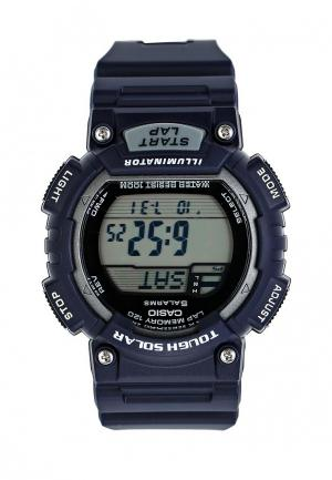 Часы Casio Collection STL-S100H-2A2. Цвет: синий