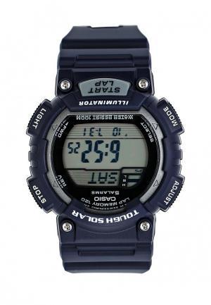 Часы Casio Collection STL-S100H-2A2. Цвет: синий