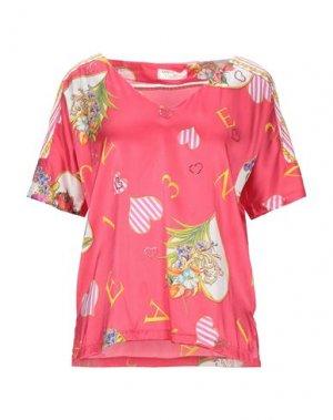 Блузка EAN 13. Цвет: коралловый