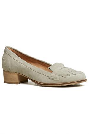 Туфли BAGATT. Цвет: бежевый