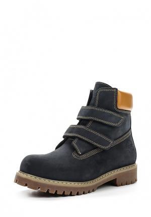 Ботинки Excavator. Цвет: зеленый