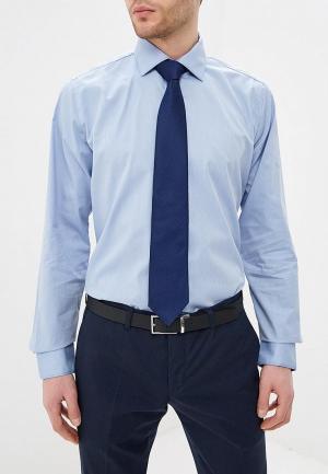 Рубашка Mario Machardi. Цвет: голубой