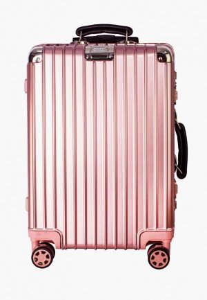 Чемодан Proffi travel Business Lady S. Цвет: розовый