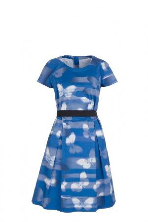 Платье Escada Sport. Цвет: 0981