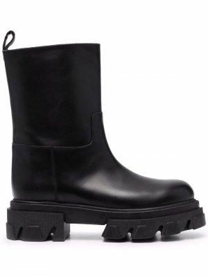 Массивные ботинки Koba P.A.R.O.S.H.. Цвет: черный