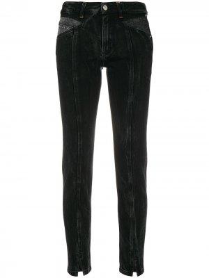 Classic skinny-fit jeans Givenchy. Цвет: черный