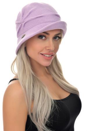 Шляпа Tonak. Цвет: светло-сиреневый