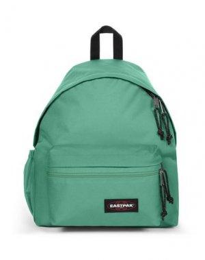 Рюкзаки и сумки на пояс EASTPAK. Цвет: светло-зеленый